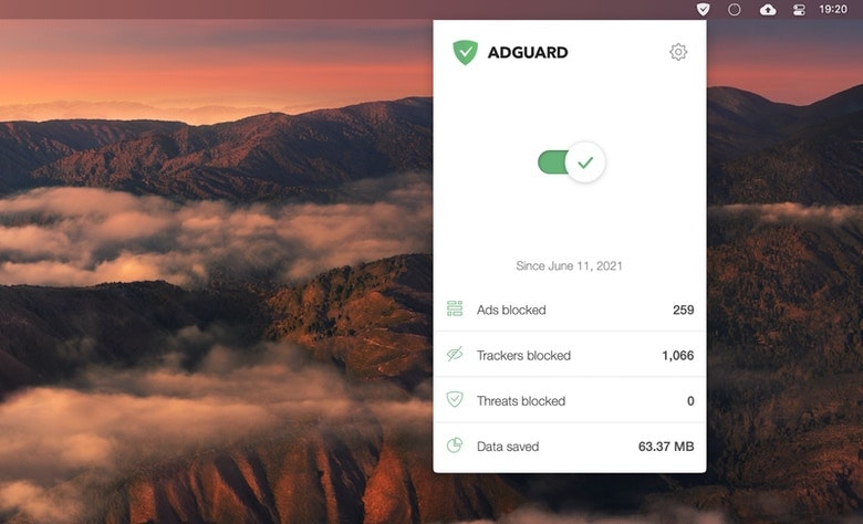 manage all ads and trackers in all browsers at once