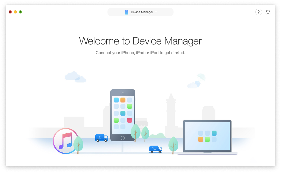Anytrans device transfer iphone mac