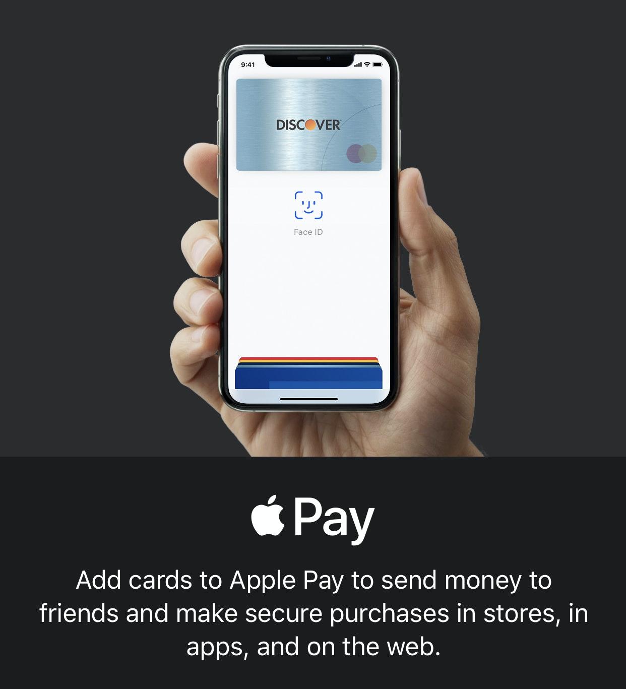apple pay ios