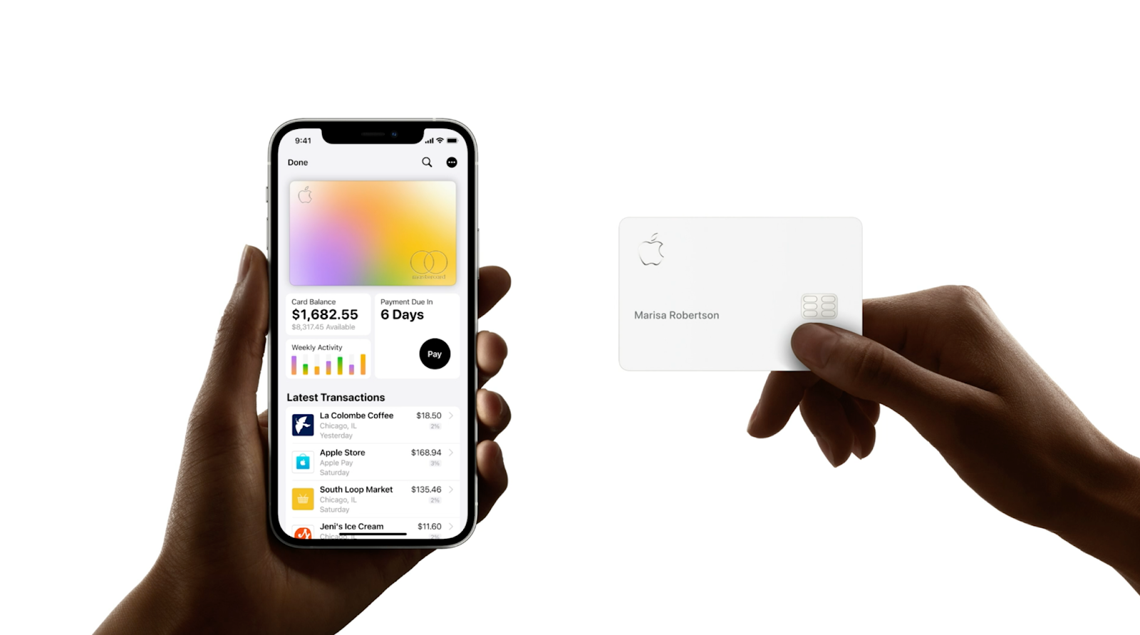apple card for families