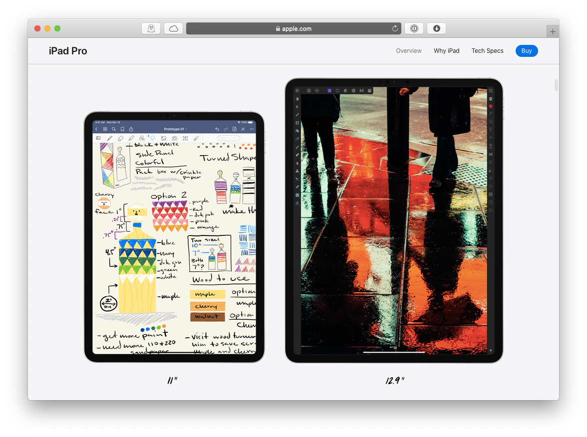 Apple iPad Pro 13-11-inch