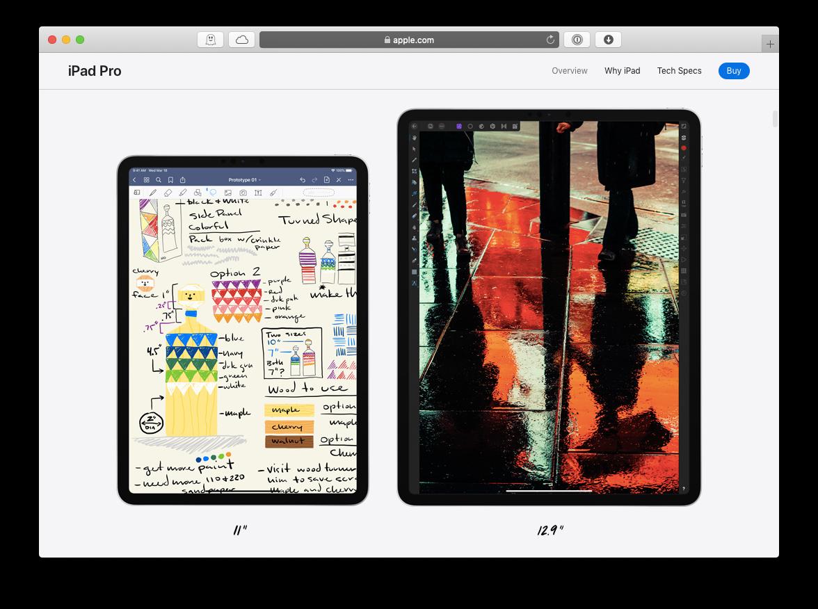 Apple iPad Pro 13-11-inch
