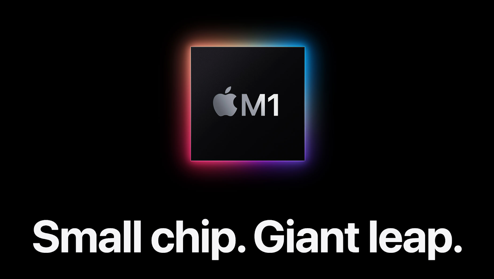 Apple Silicon M1 chip