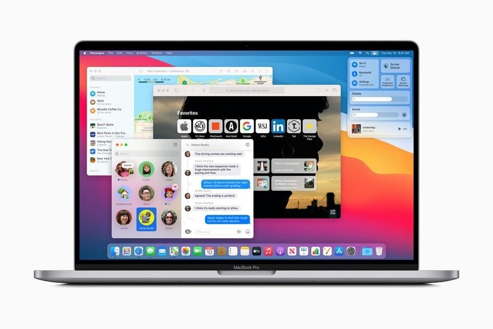 macOS 11 (Big Sur)