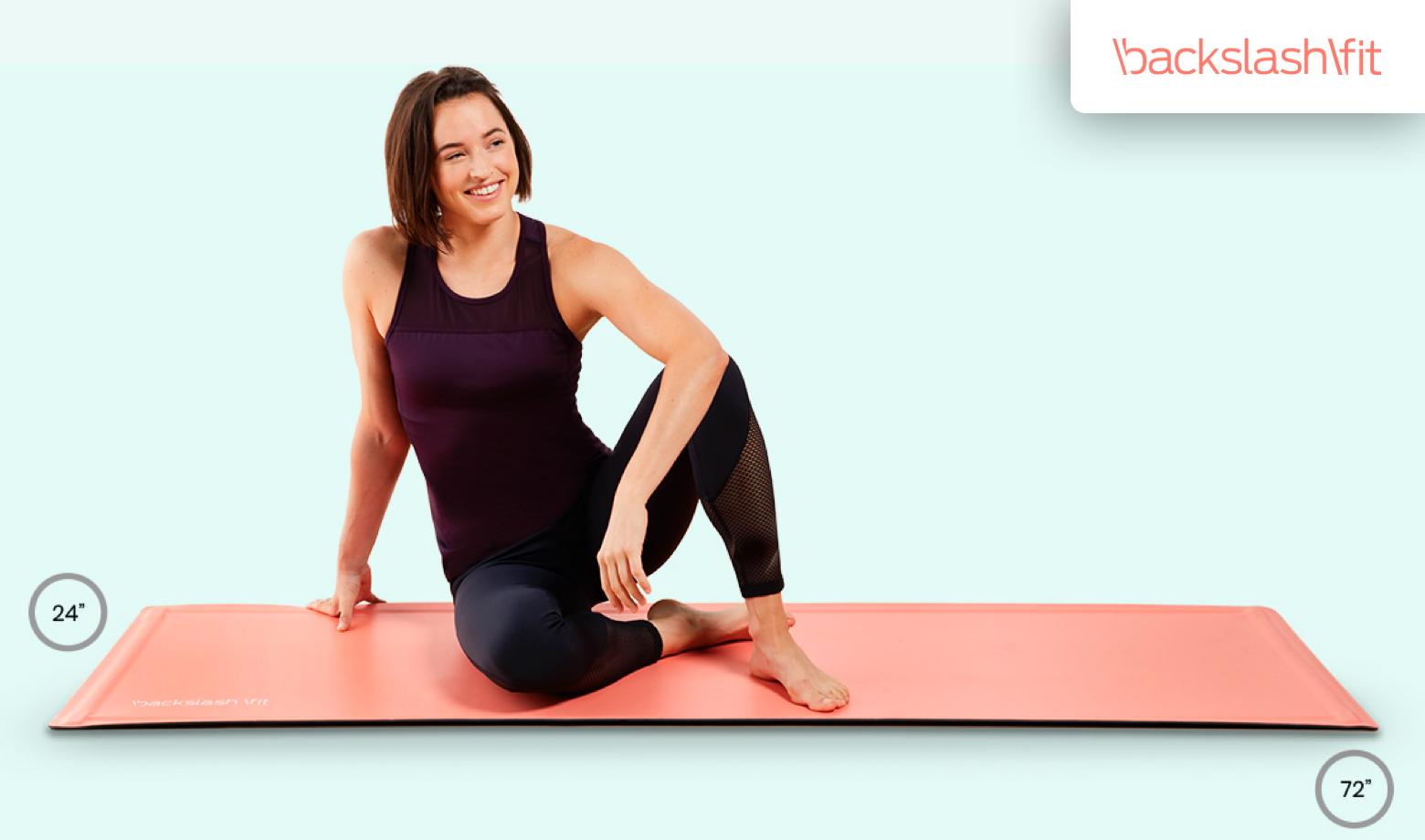 Backlashfit Smart Yoga Mat
