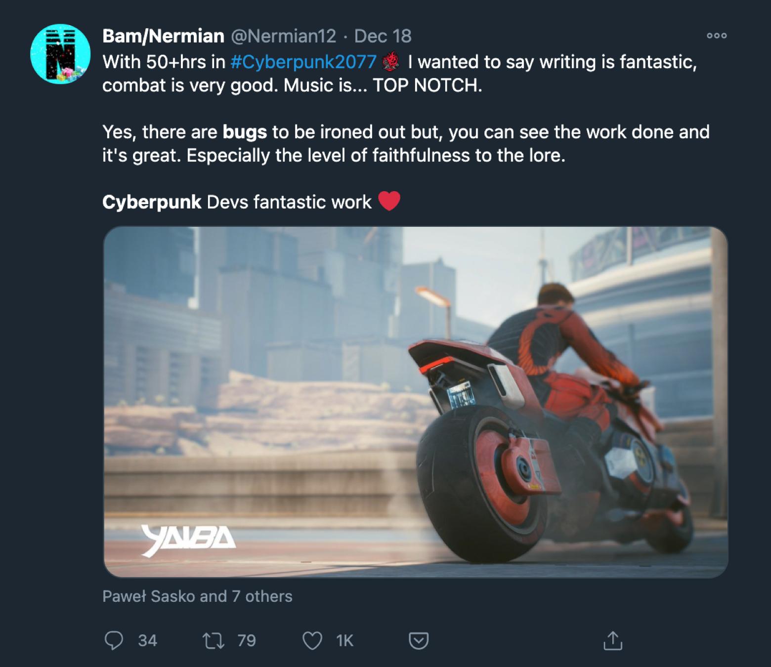 Bam Nermian Cyberpunk