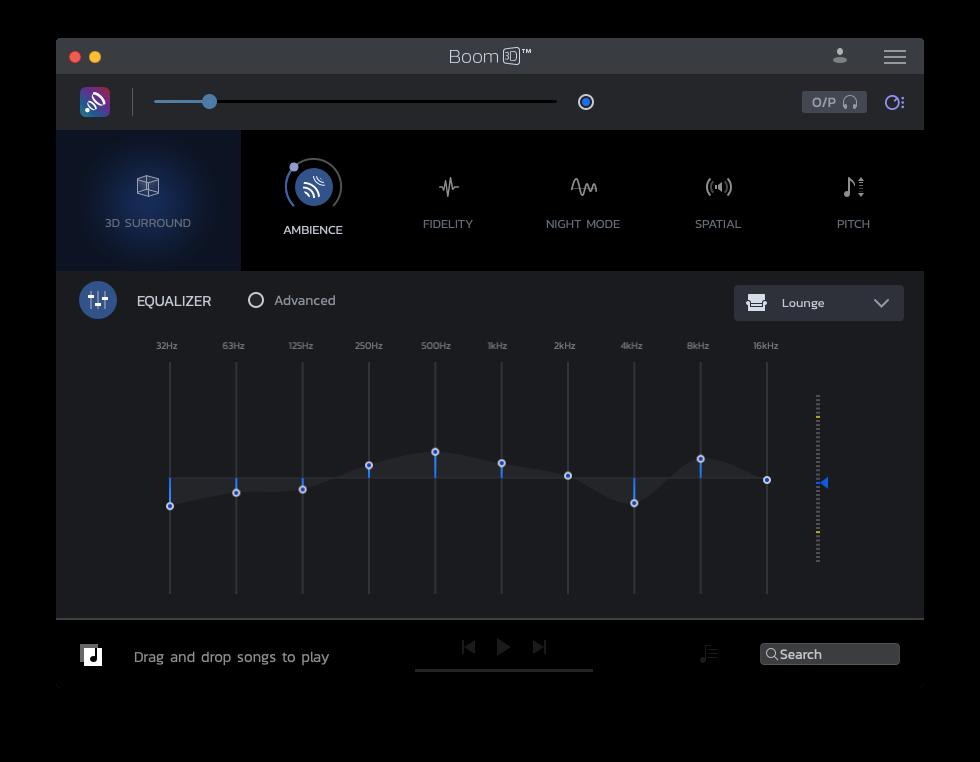 Boom 3D audio Mac utility AirPods