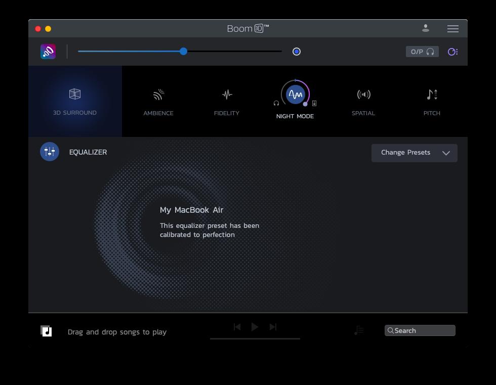 boom 3d music equalizer macbook