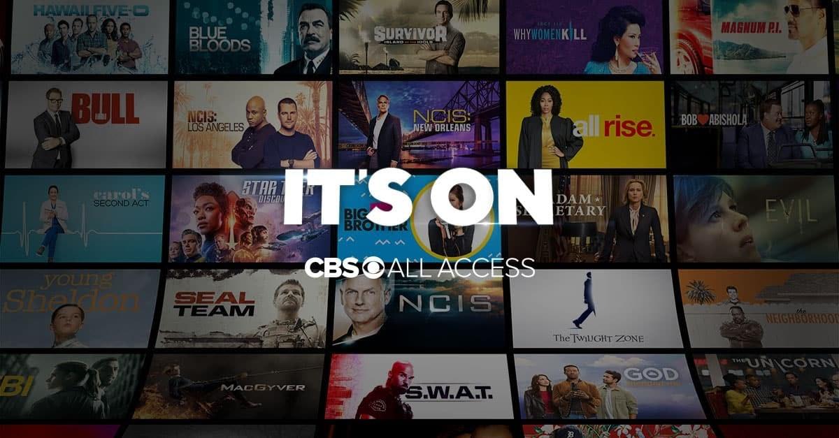 CBS streaming