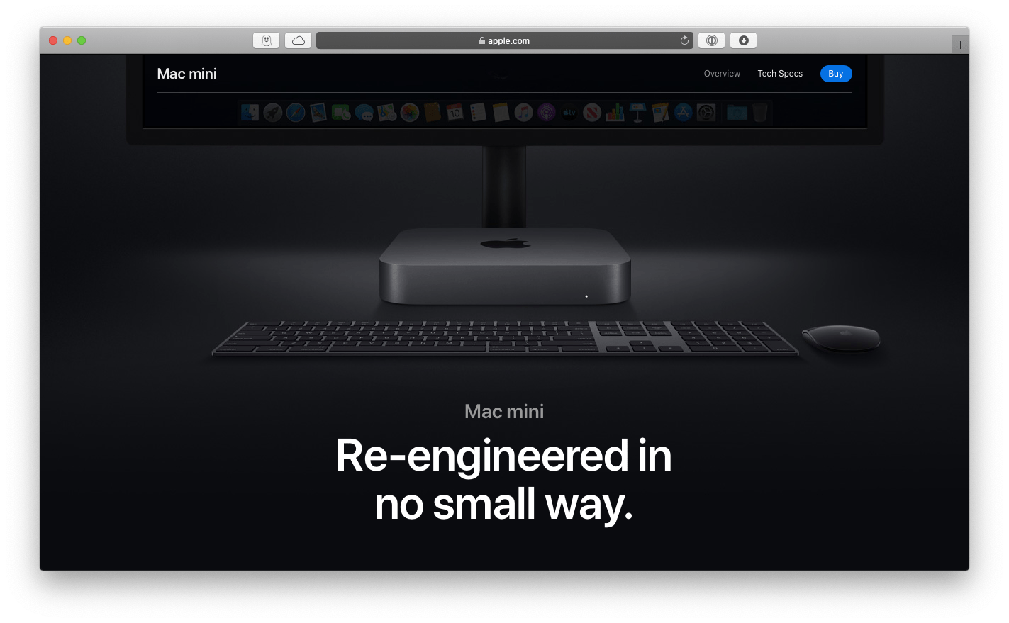 Mac Mini cheapest buy Apple