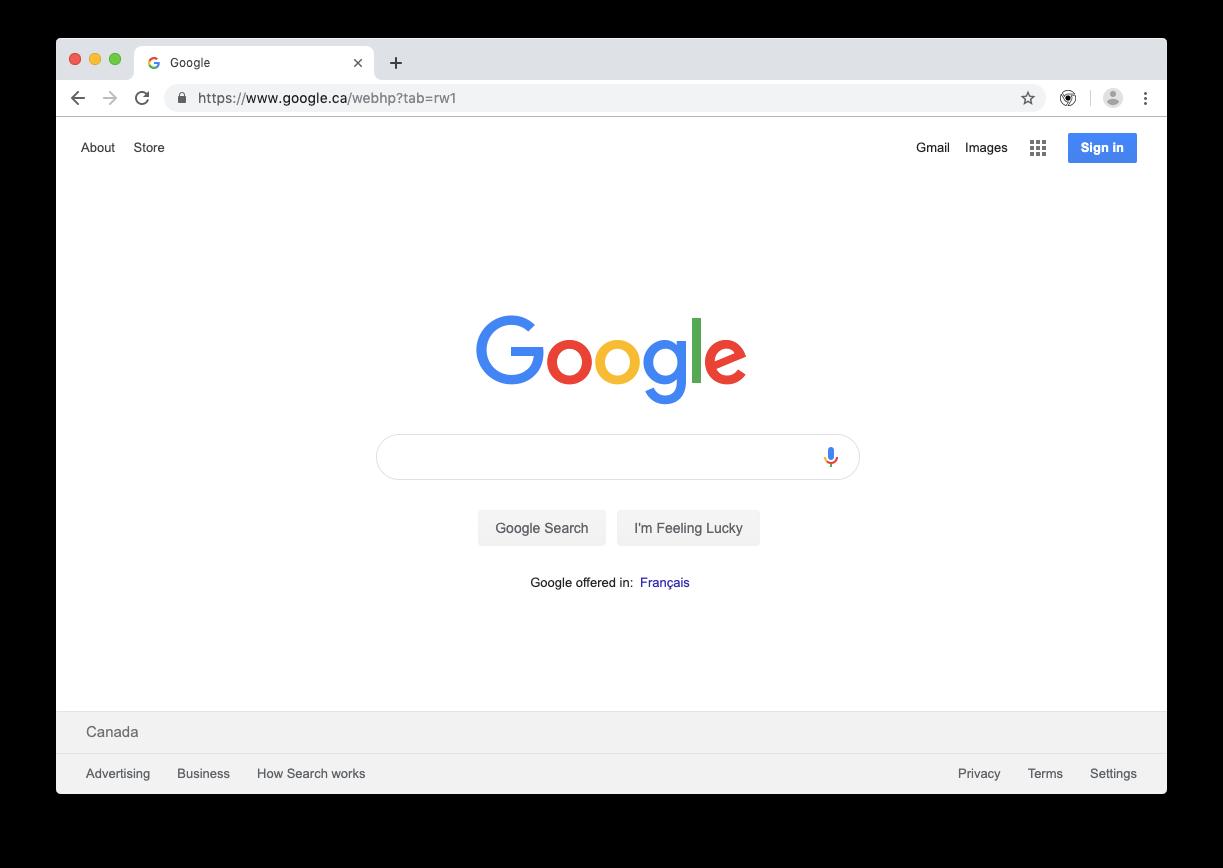 chrome browser mac