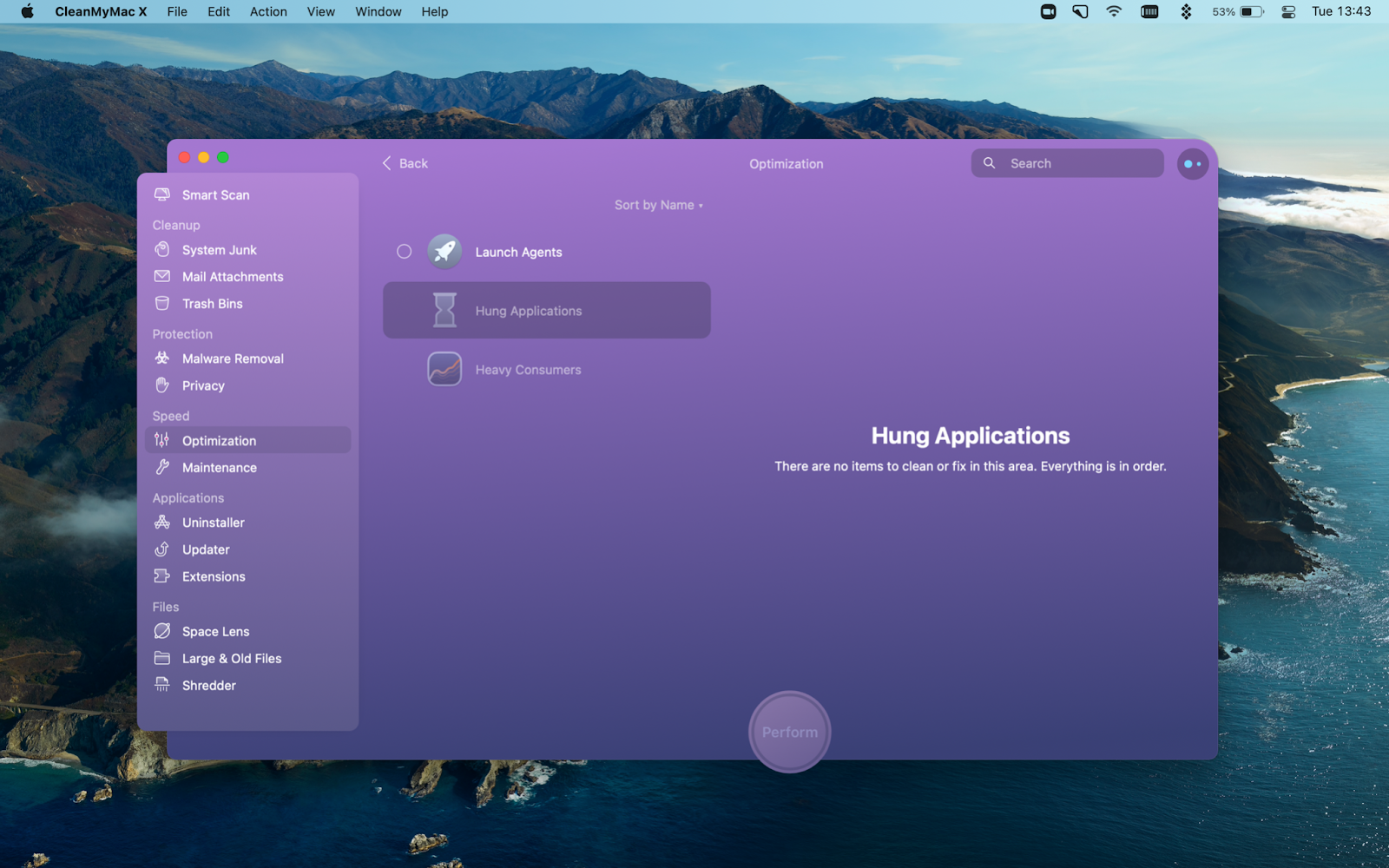 cleanmymac-hung-apps