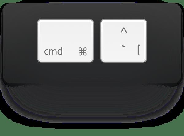 cmd-^