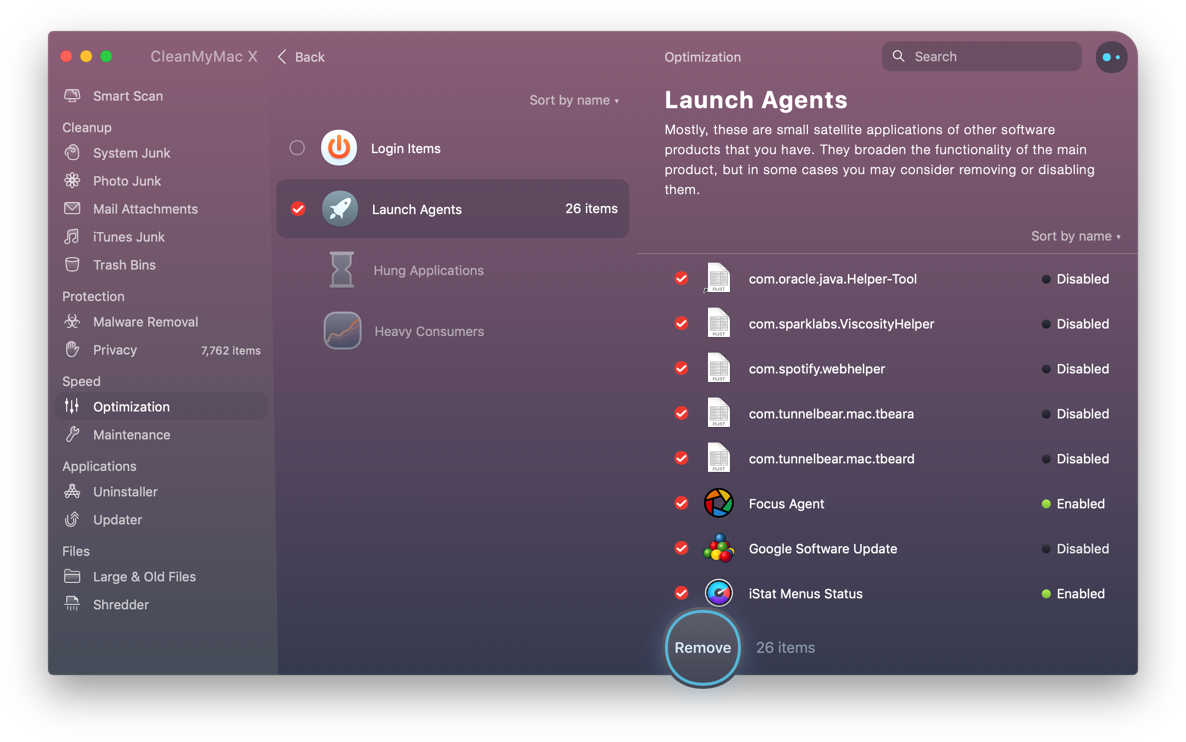 cleanmymac launch agents