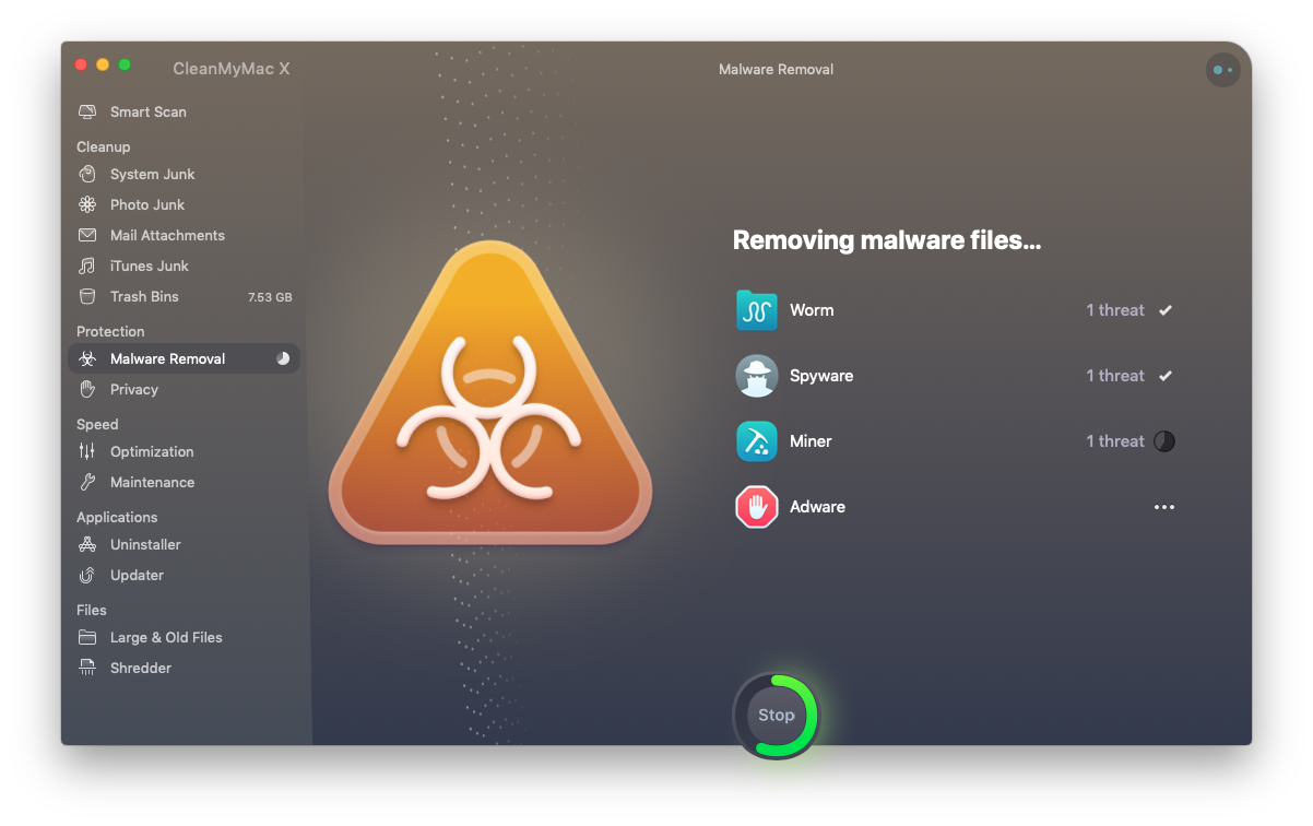 cleanmymac malware removal