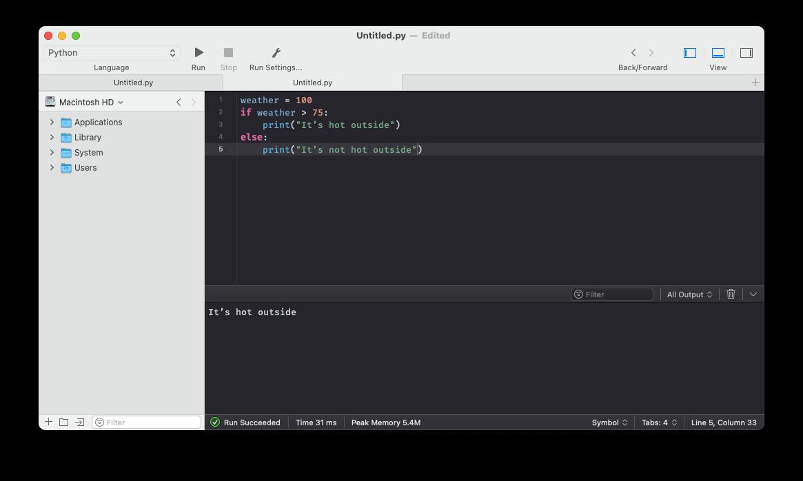 coderunner-how-to-code-python-mac