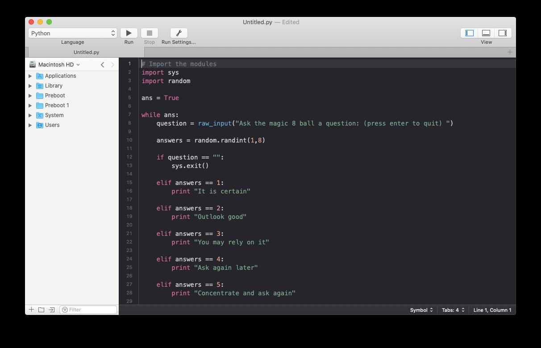 CodeRunner Mac code app vs alternative