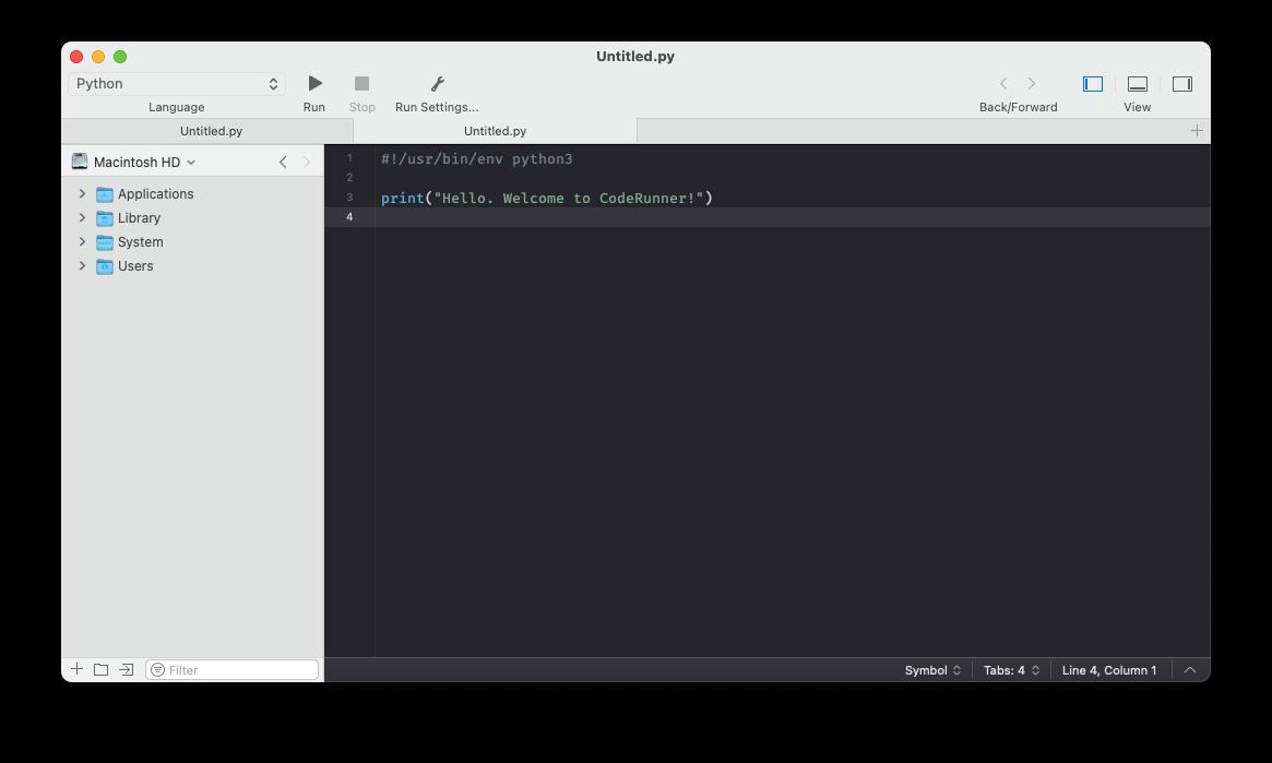 coderunner-python-editor-mac