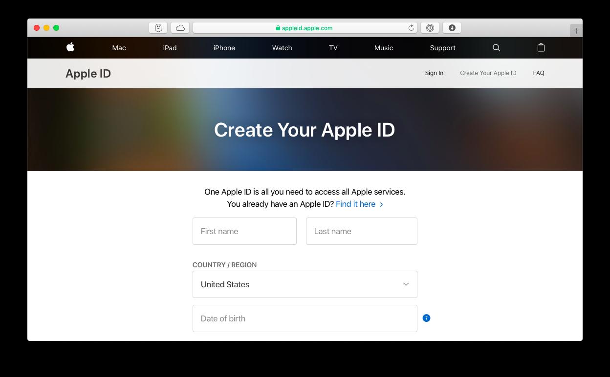 How to Create, Change, And Remove Apple ID On Mac – Setapp