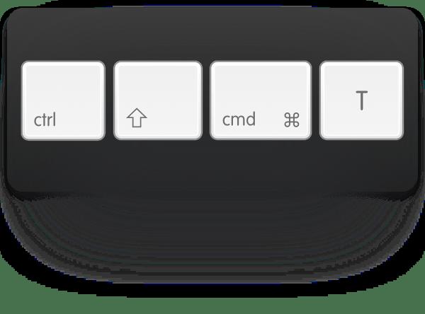 ctrl-shift-cmd-t