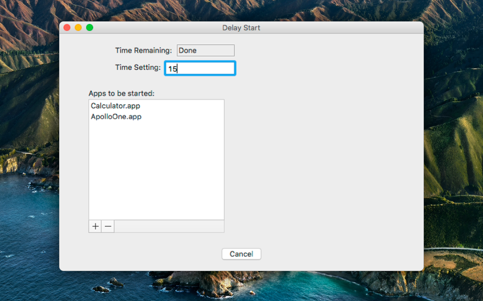 delay mac startups