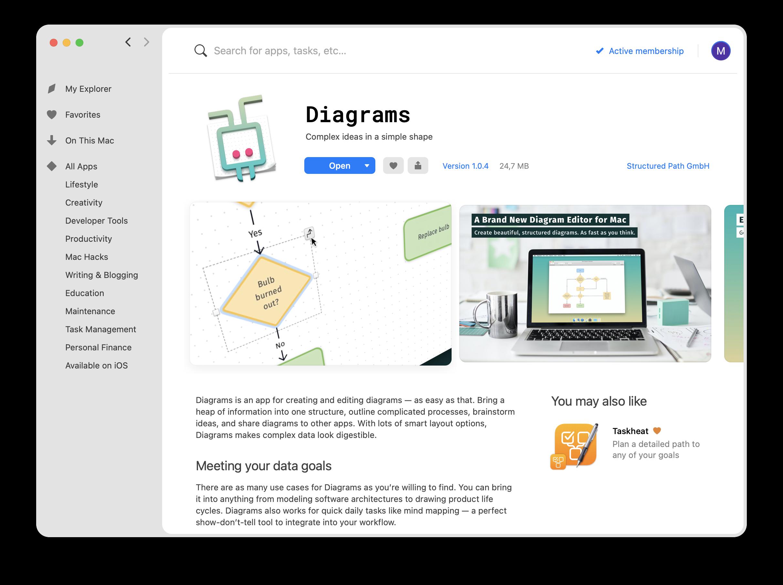 Diagrams maker