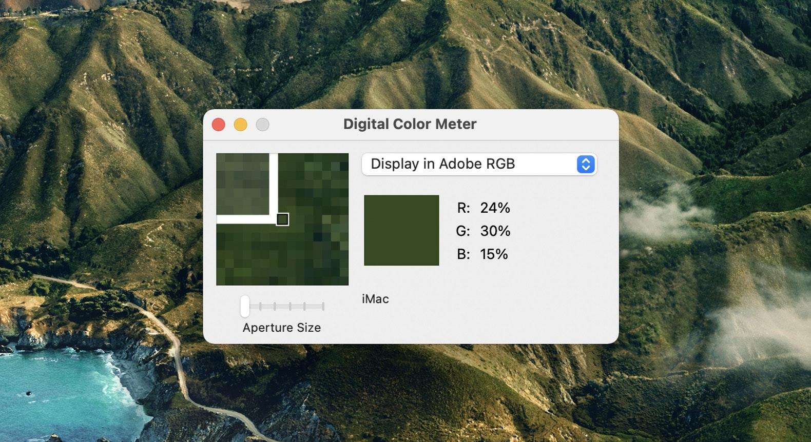 Digital Color Meter