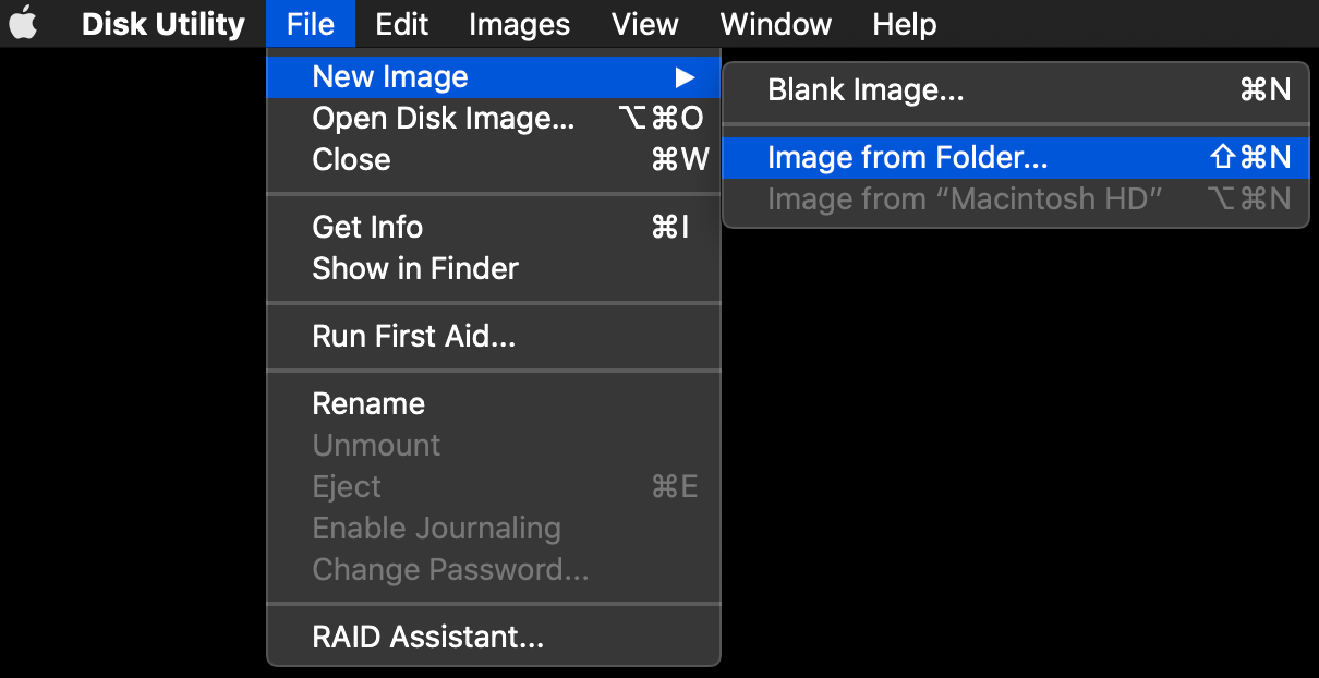 Select Image from folder