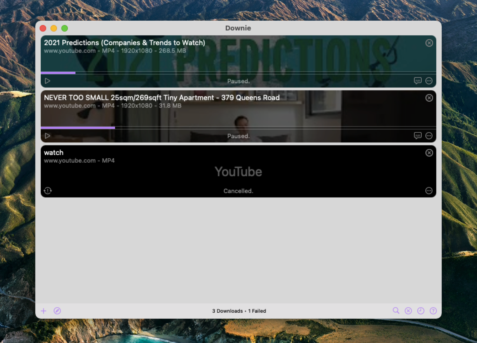 save YouTube videos in up to 4K