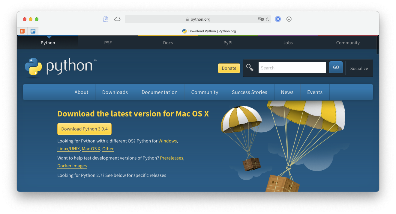 download-python-latest-version-mac