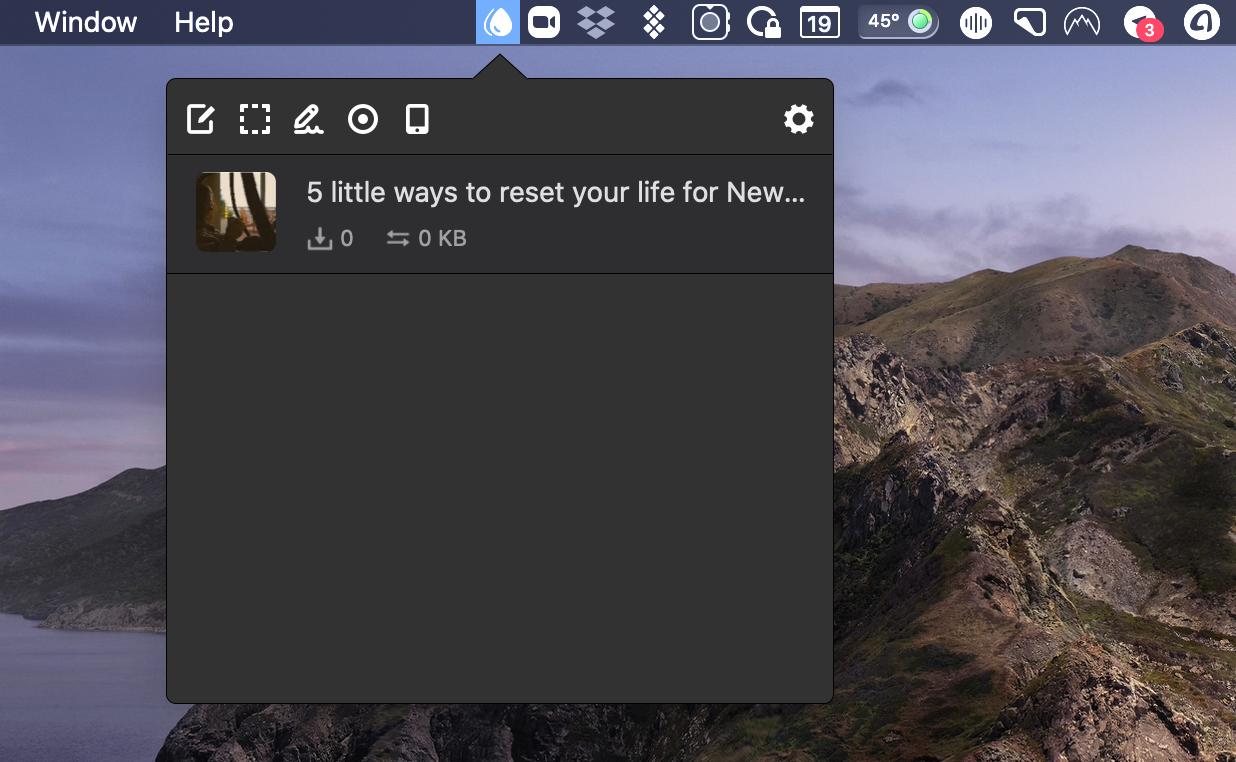 dropshare on mac