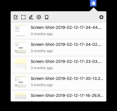dropshare sharing mac files
