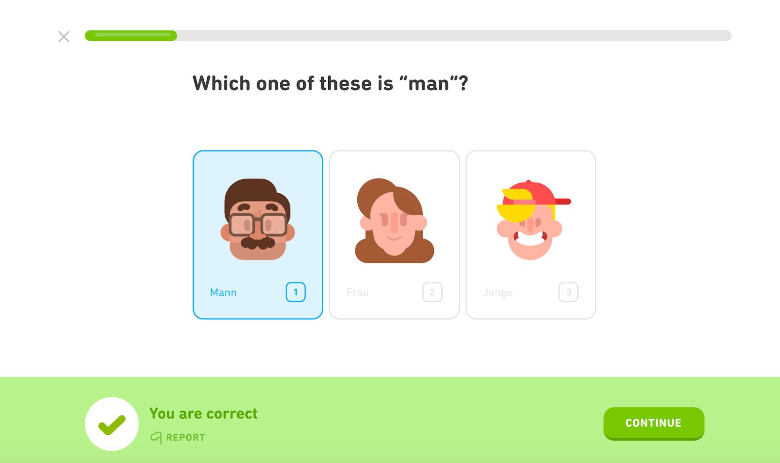 Duolingo free language courses