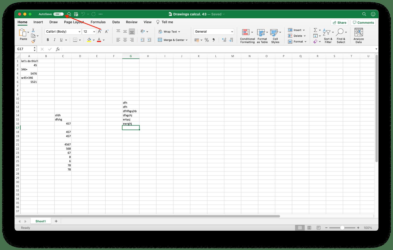 autosave files