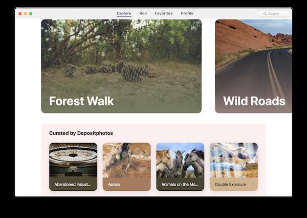 Explore wallpapers with Wallpaper Wizard app