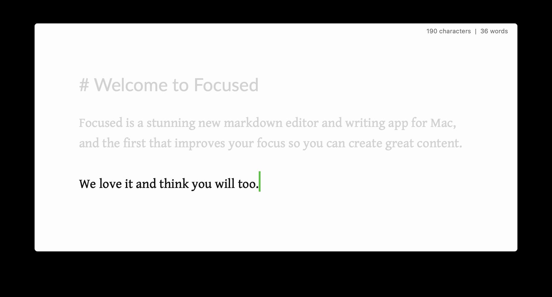 Focused to brainwriting