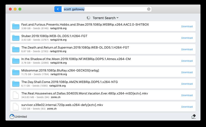 Folx torrent search app mac