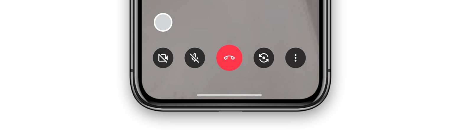 google-duo-bottom-screen