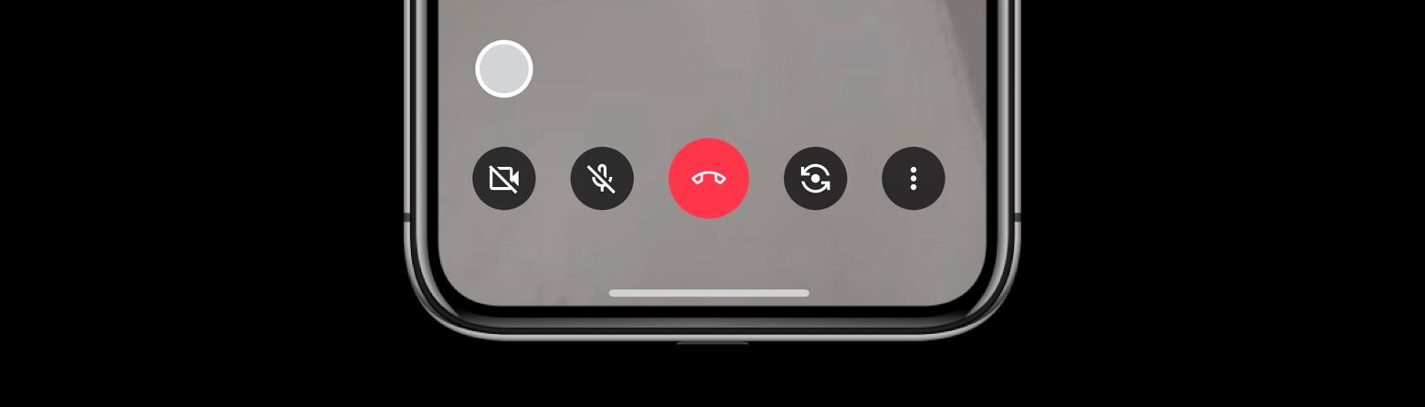 google-duo-bottom-screen