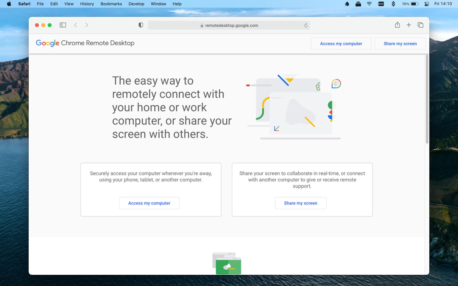 google-remote-desktop