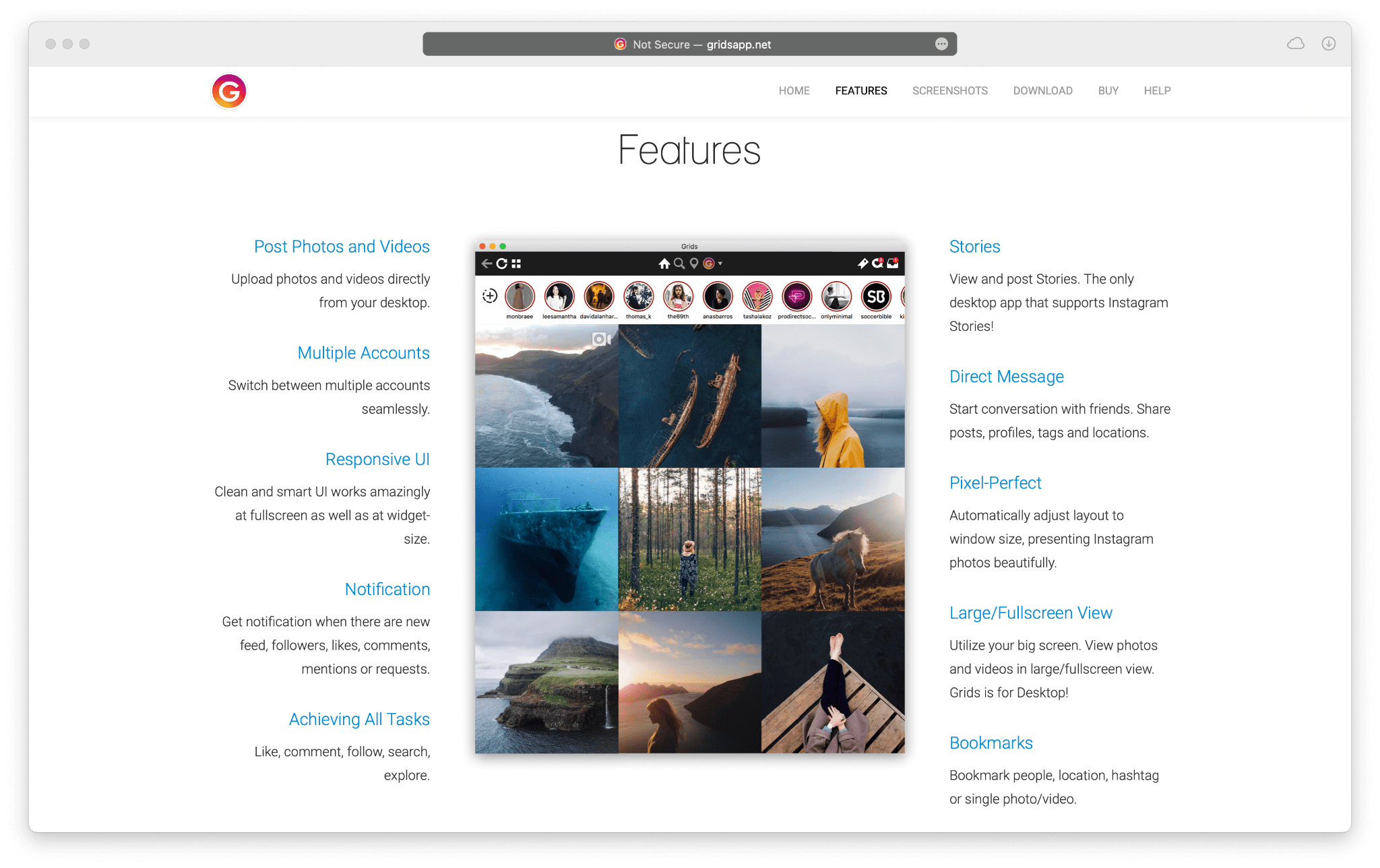 grids for mac