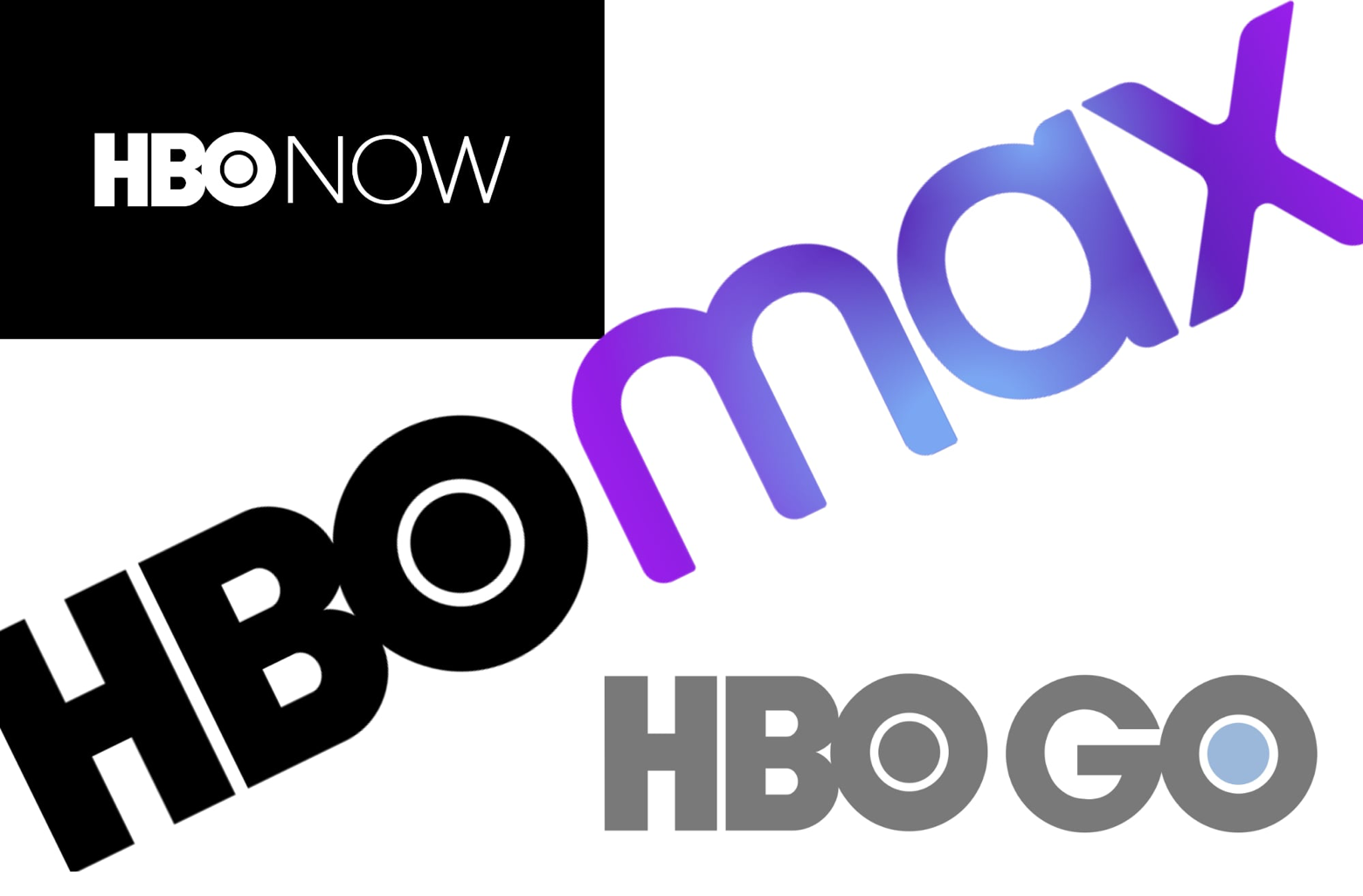 HBO Max HBO Now HBO Go