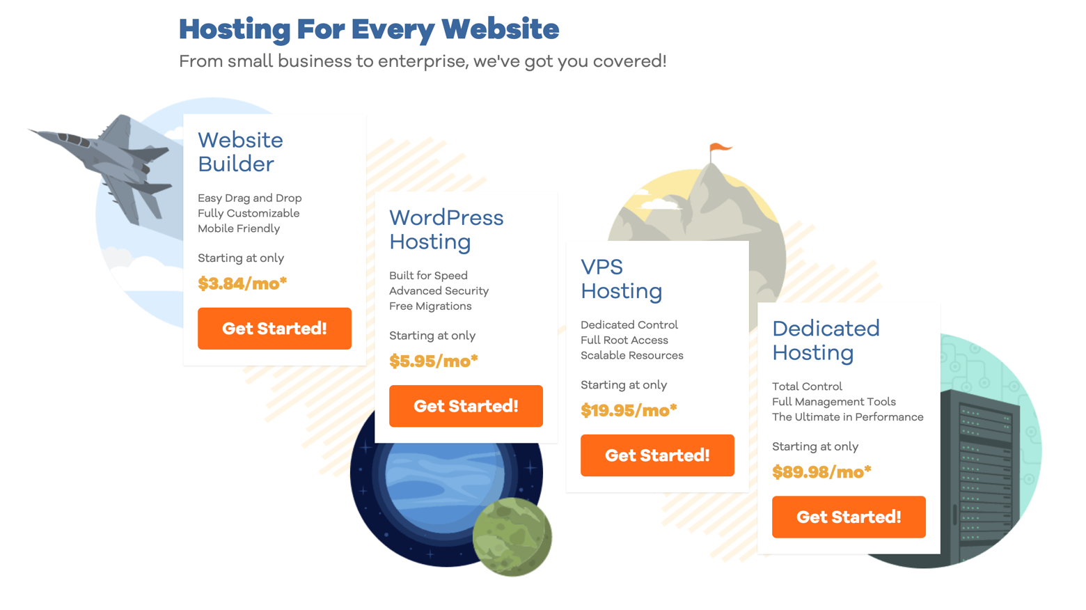 Hostgator web hosting service