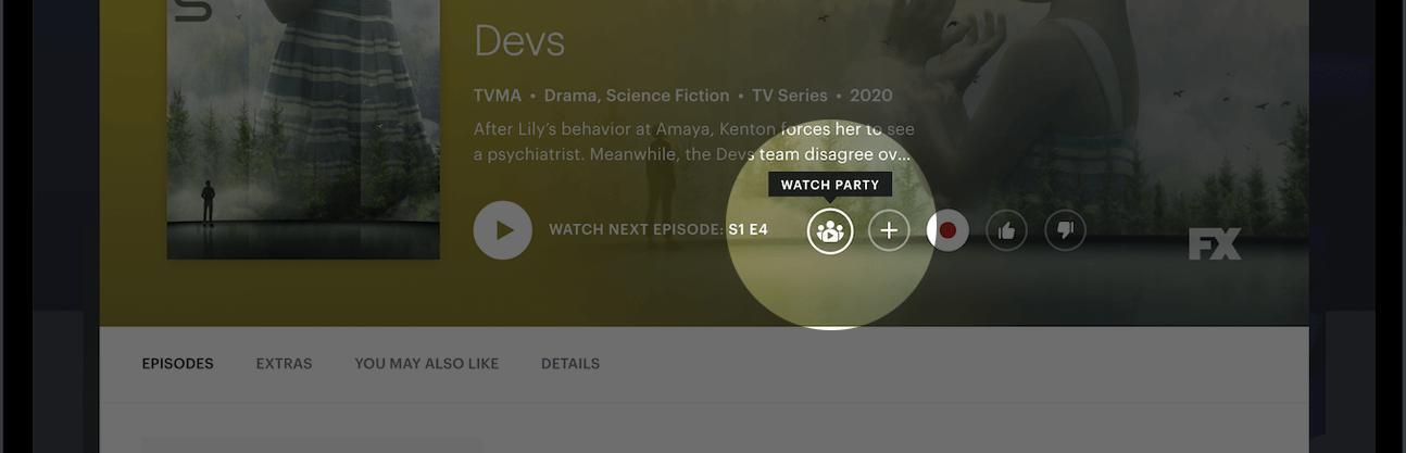 Hulu Watch Party