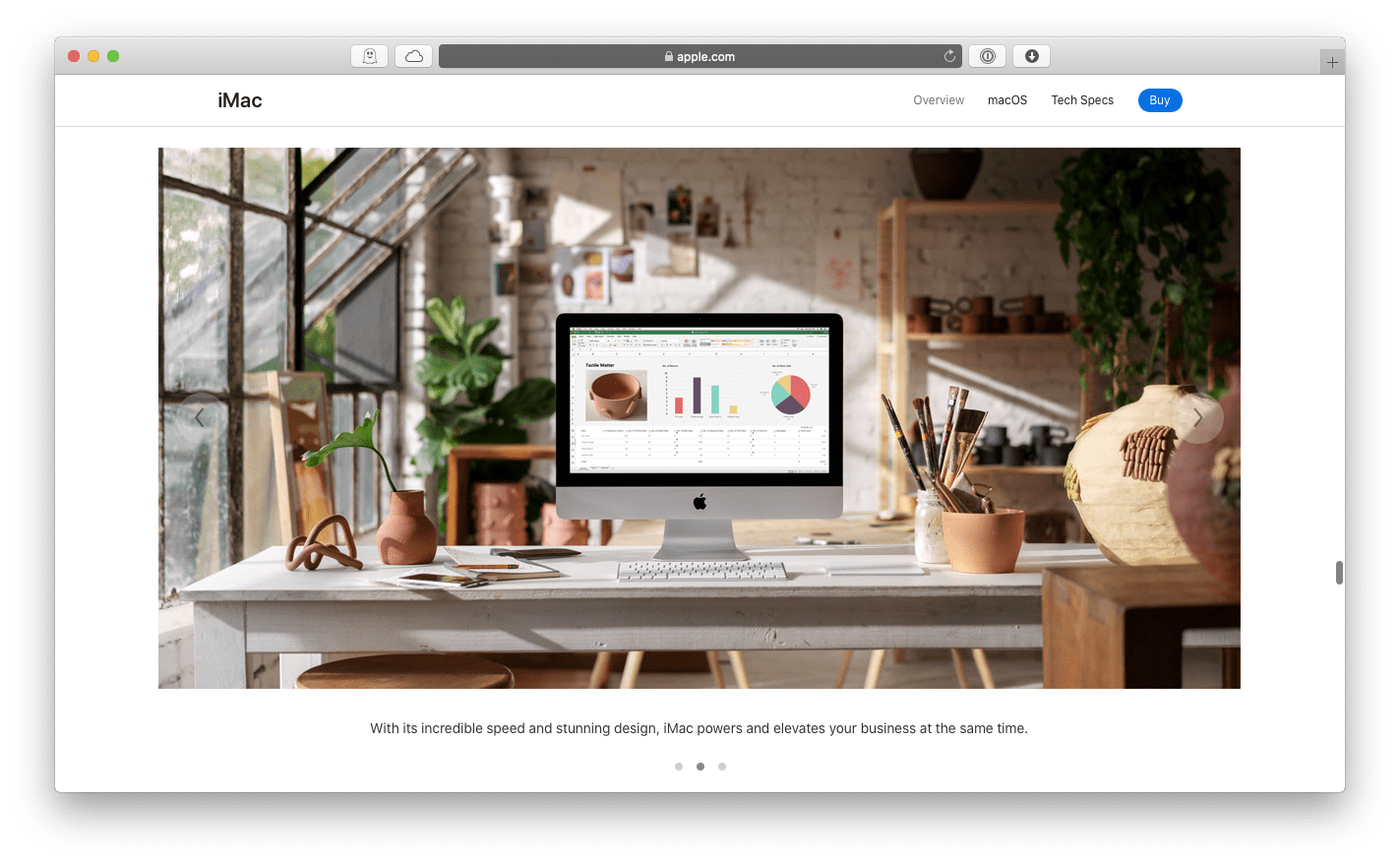 iMac entry level Mac Apple