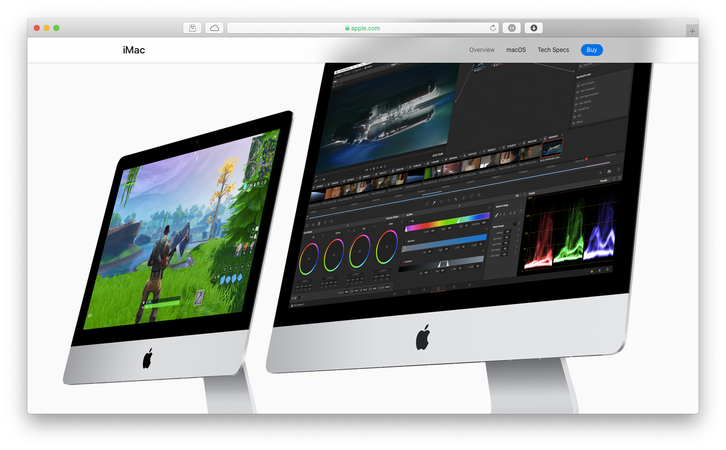iMac design beautiful Mac Apple