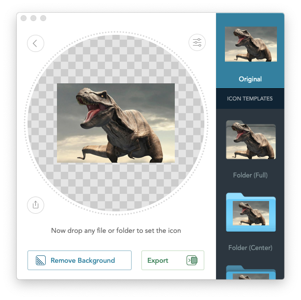Image2icon icon generator Mac