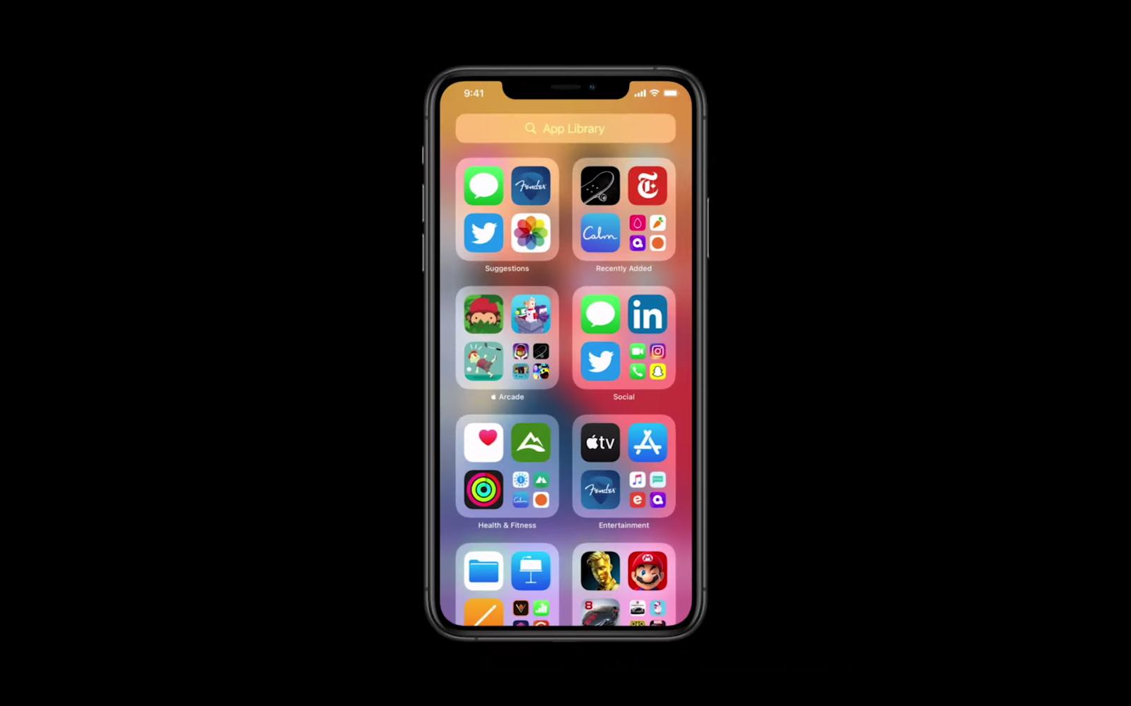 iOS 14 custom widgets