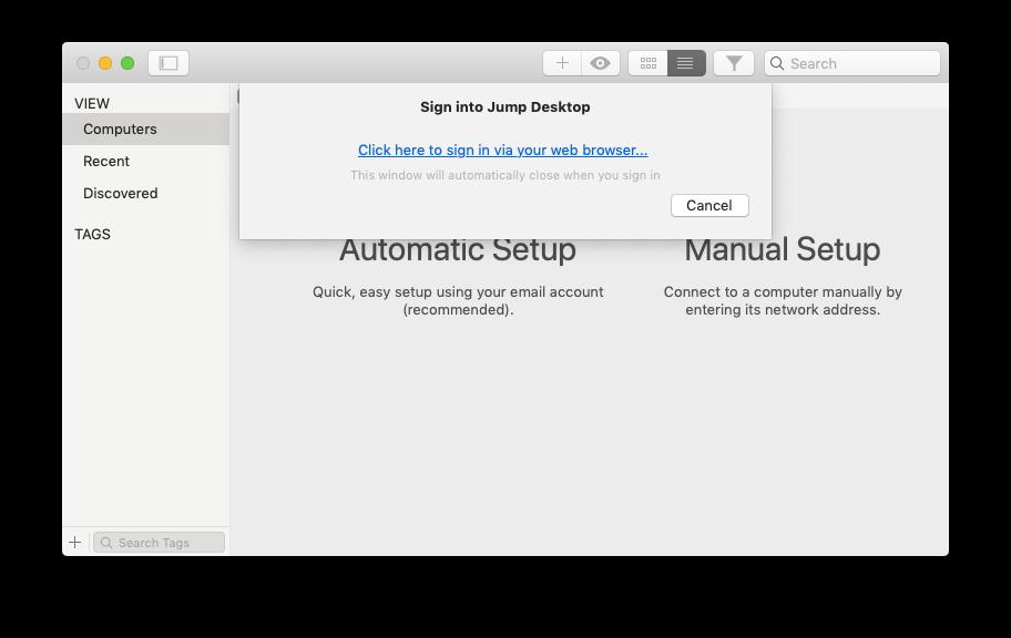 jump desktop screen share mac
