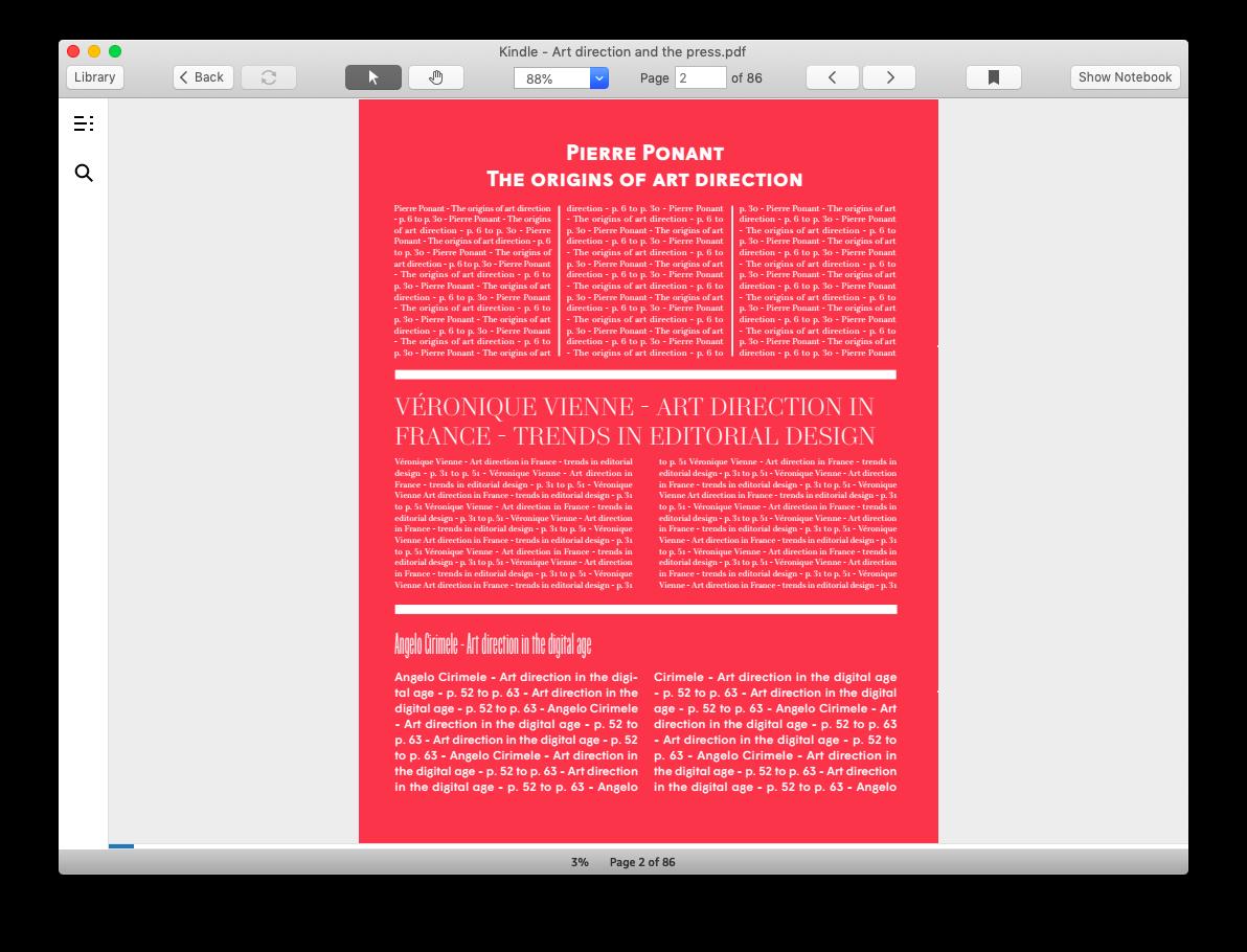 kindle book pdf
